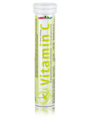 AMOS VITAL Vitamin C 1000 mg šumeče tablete